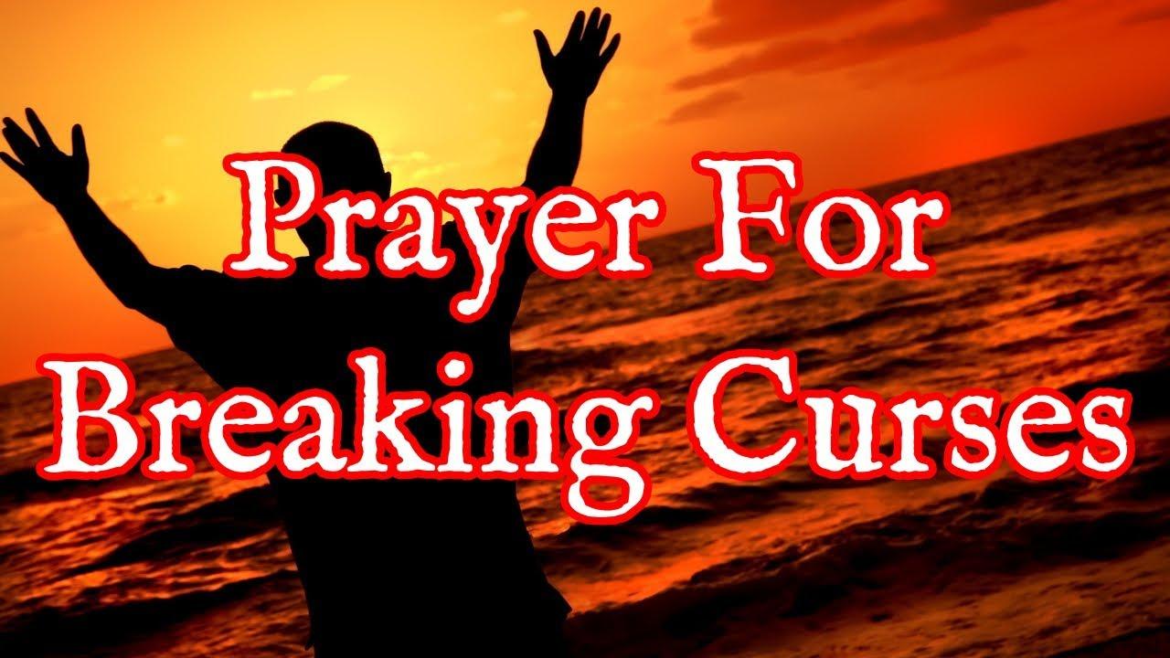 <pre><pre> Oración para romper las maldiciones - Maldición Oración para romper