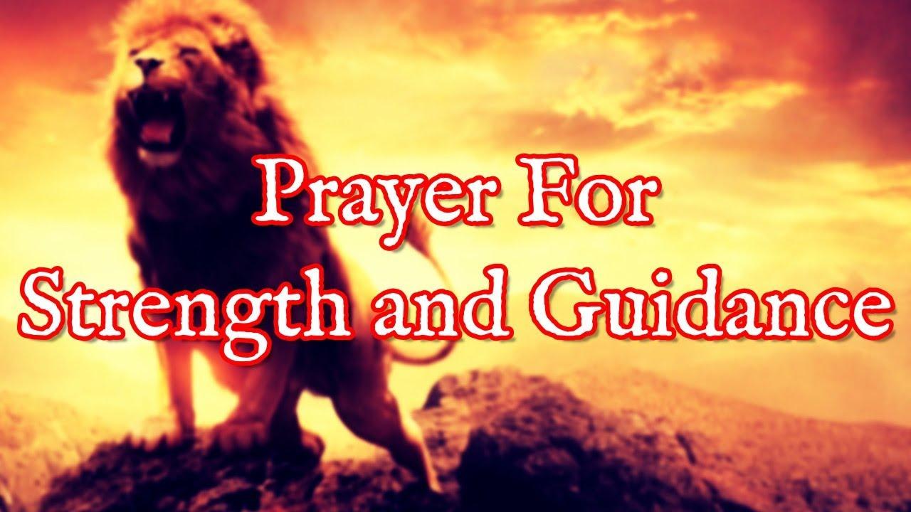 <pre><pre> Oración por la fortaleza espiritual y la guía - Regrese al camino correcto