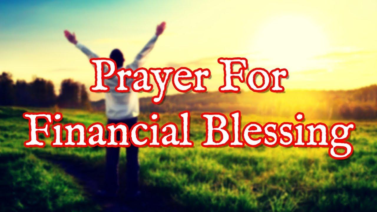 <pre><pre> Oración por la bendición financiera - Oraciones por la bendición financiera