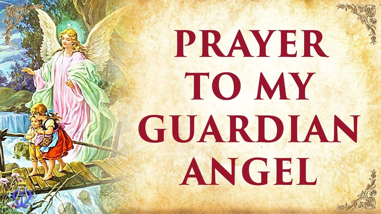 <pre><pre> Oración a mi ángel guardián