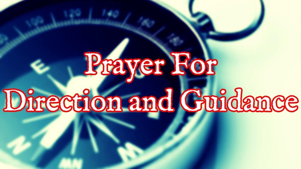 <pre><pre> Oración por la dirección divina - Oración por el liderazgo de Dios