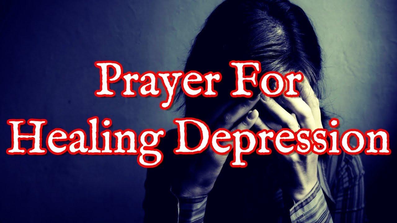 <pre><pre> Oración por la curación de la depresión - Oración de curación para la depresión