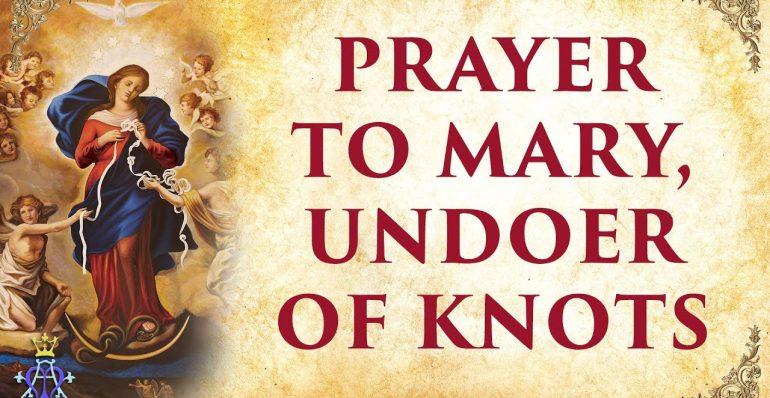 Oración a Mary, Knot Diver