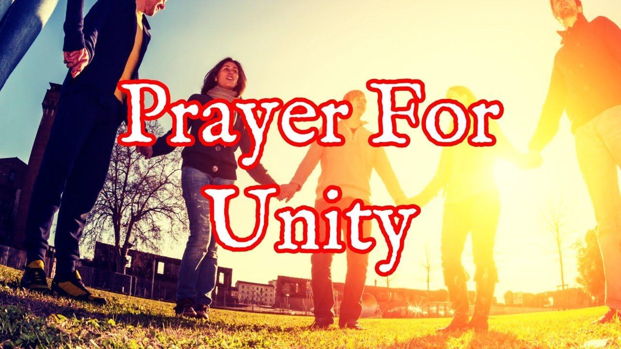 <pre><pre> Oración por la unidad en el cuerpo de Cristo - Oración por la unidad
