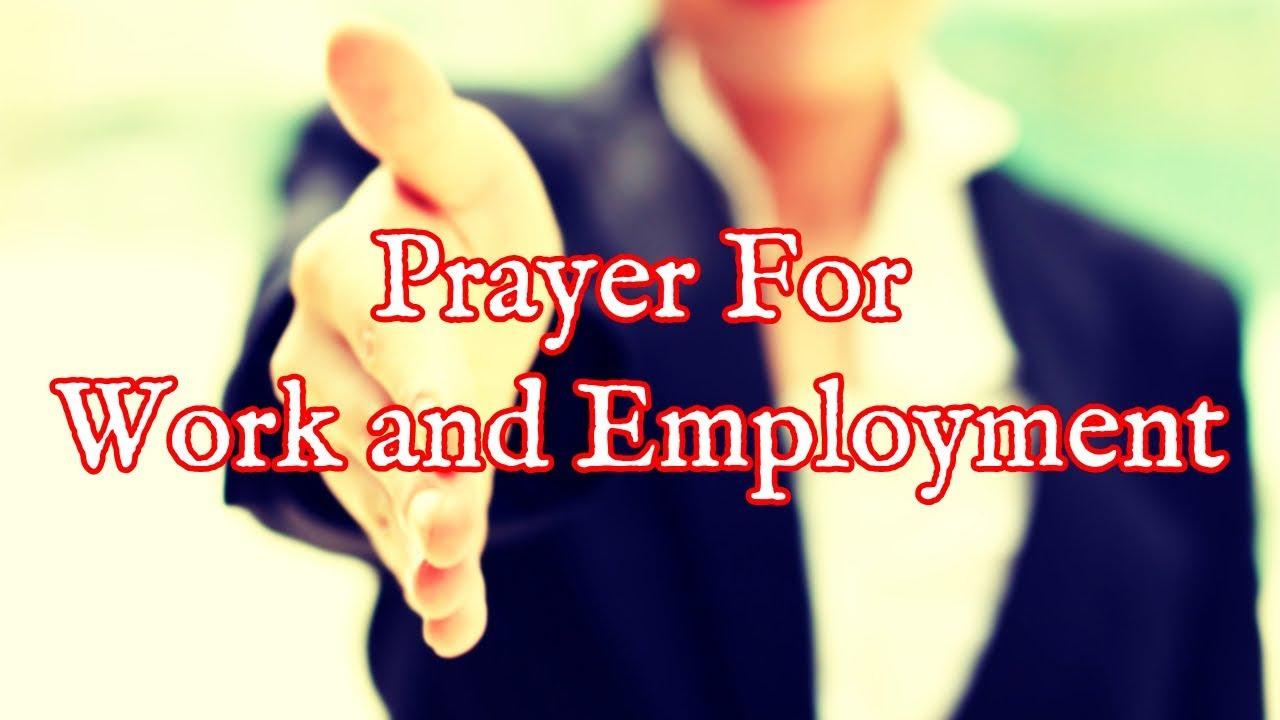<pre><pre> Oración por el trabajo - Oración milagrosa por el trabajo