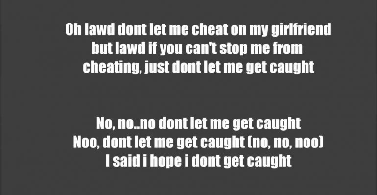 Christopher Martin-Cheater's Prayer w/lyrics